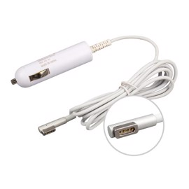 "Bil oplader til Apple MacBook Air 11"" 13"" 45W Magsafe 1"